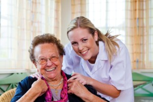assisted living career