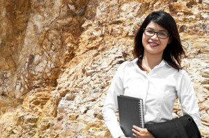 Is geology a difficult subject to study at college?