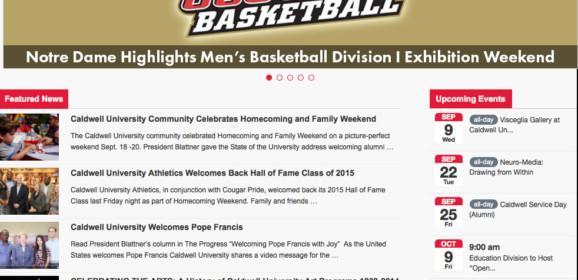 Caldwell University – Nw Yrk, NY-NJ-PA | New Jersey Higher Education Center