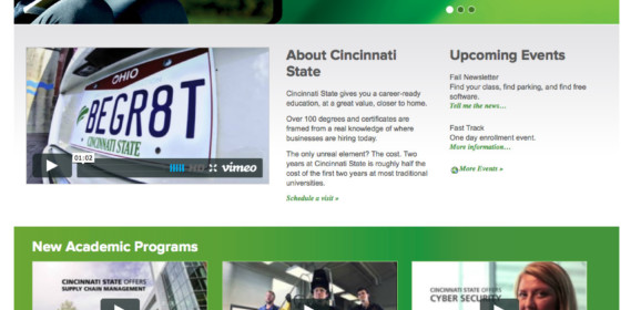 Cincinnati State Tech Cmnty – Cincinnati, OH | Ohio Higher Education Center
