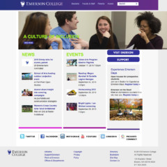 Emerson College – Boston, MA | Massachusetts Higher Education Center