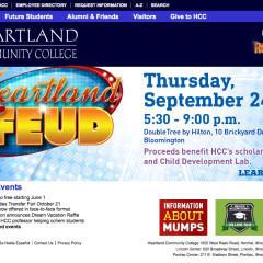 Heartland Community College – Bloomington, IL | Illinois Higher Education Center