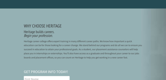 Heritage College – Denver-Aurora,CO | Colorado Higher Education Center