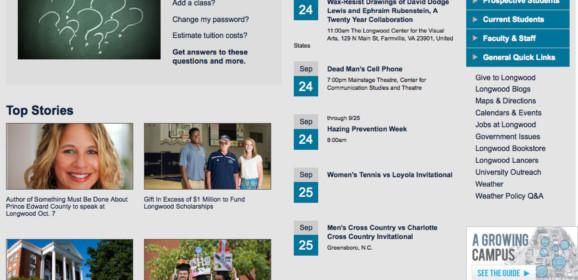Longwood University –  | Virginia Higher Education Center