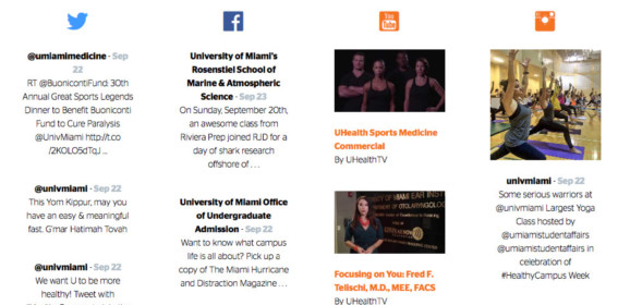 University Of Miami – Miami-Ft Ldr, FL | Florida Higher Education Center