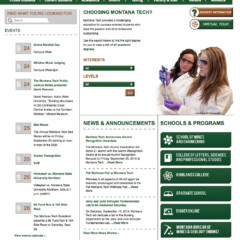 Montana Tech Of The Univ Of MT – Butte-Silver, MT   Montana Higher Education Center