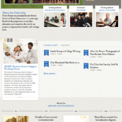 College Of Notre Dame Of MD – Baltimr-Twsn, MD | Maryland Higher Education Center