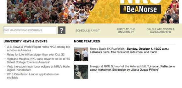 Northern Kentucky University – Cincinnati, OH   Kentucky Higher Education Center
