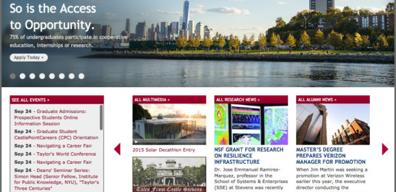 Stevens Institute-Technology – Nw Yrk, NY-NJ-PA | New Jersey Higher Education Center