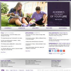Texas Christian University – Dallas F Wth, TX | Texas Higher Education Center