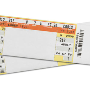 Event tickets brokers can sell